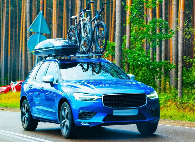 Make sure your car's roof or bike rack comples with the laws before taking to the road this summer.