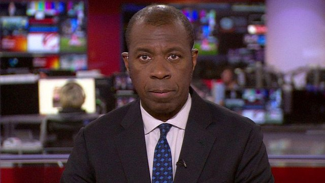 BBC journalist Clive Myrie will replace John Humphrys as BBC Two's Mastermind host (Picture: BBC)