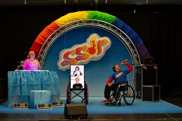 Super Special Disability Roadshow