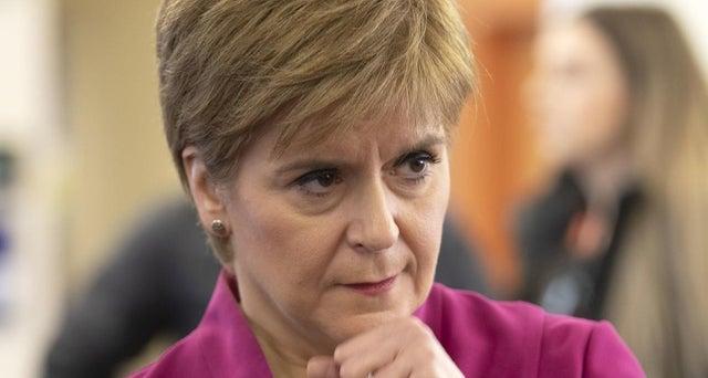 """Nicola Sturgeon says Scotland still faces """"hard Brexit"""""""