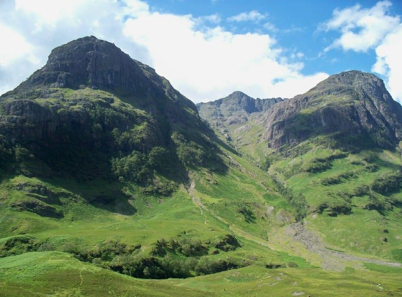 Sabine Dettmer took this picture of Glencoe.