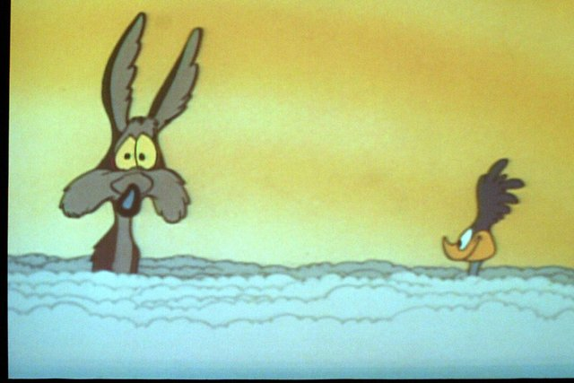 Many farmers are feeling like Wile E Coyote right now (Picture: AFP via Getty Images)
