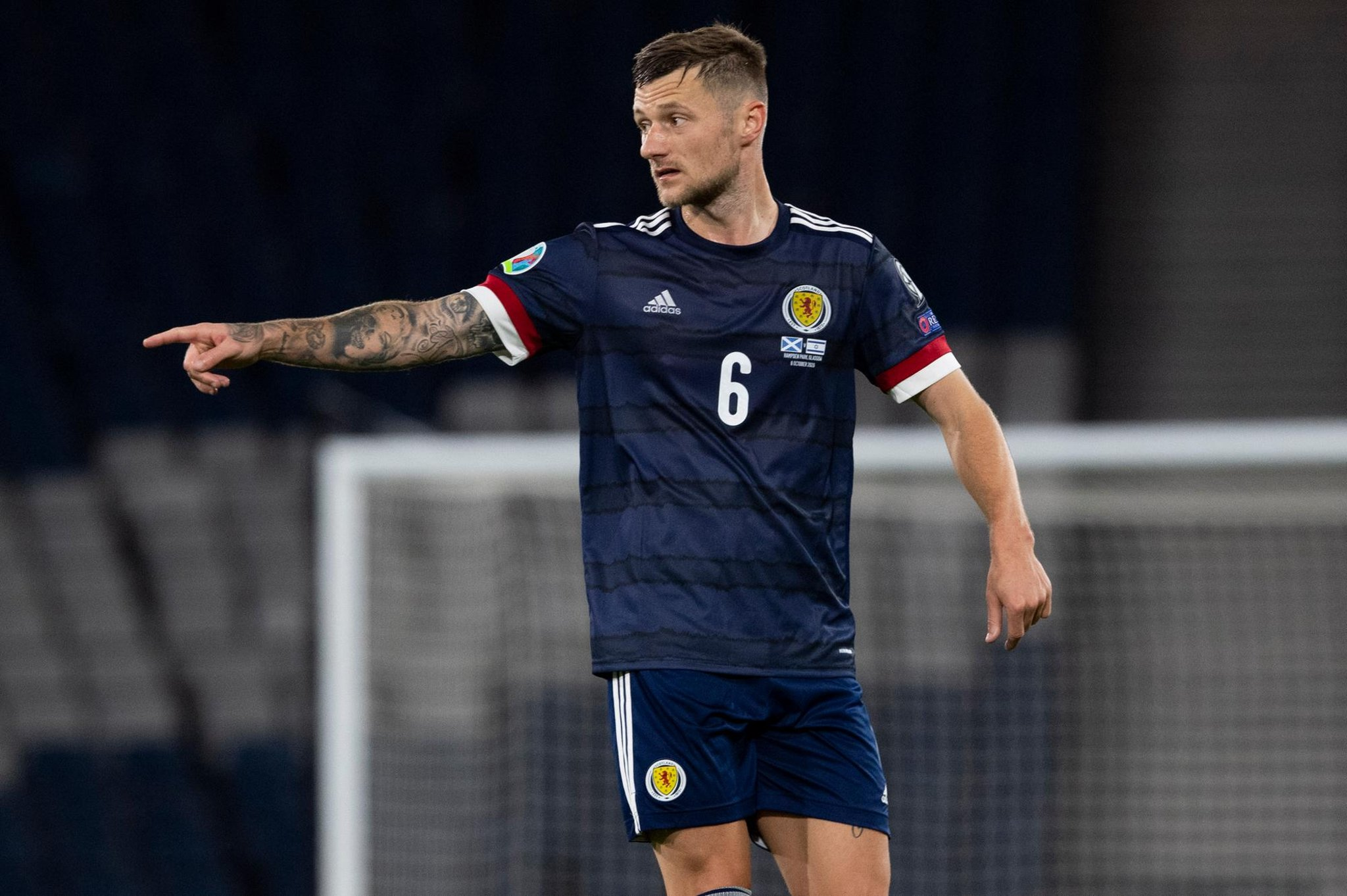 Scotland and Leeds United defender Liam Cooper on his unique status, Covid recovery and 'mental' year
