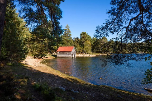 Loch Vaa near Aviemore lost tens of millions of gallons of water last year - and now levels are the highest they have been in 20 years. PIC: Nick Rowland/CC/Flickr.