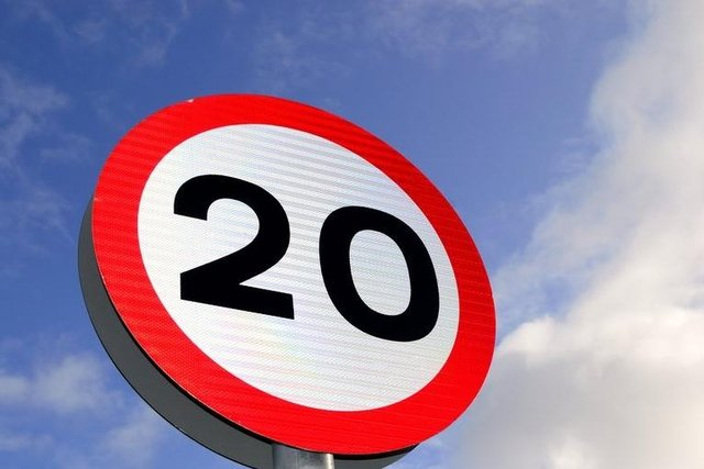 A move by the Greens to introduce 20mph limits on residential streets across Scotland was rejected by MSPs in 2019