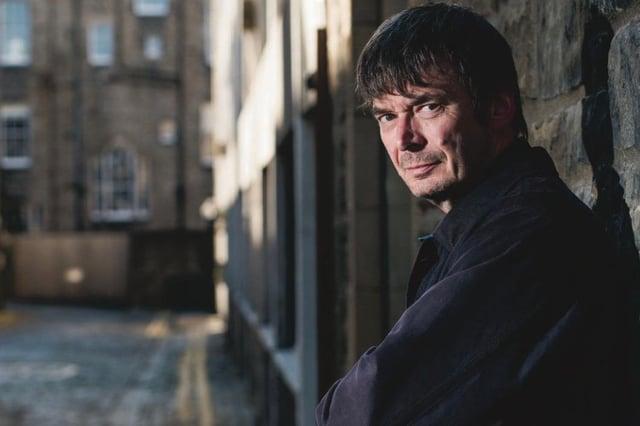 Ian Rankin PIC: Ian Georgeson / JPI Media