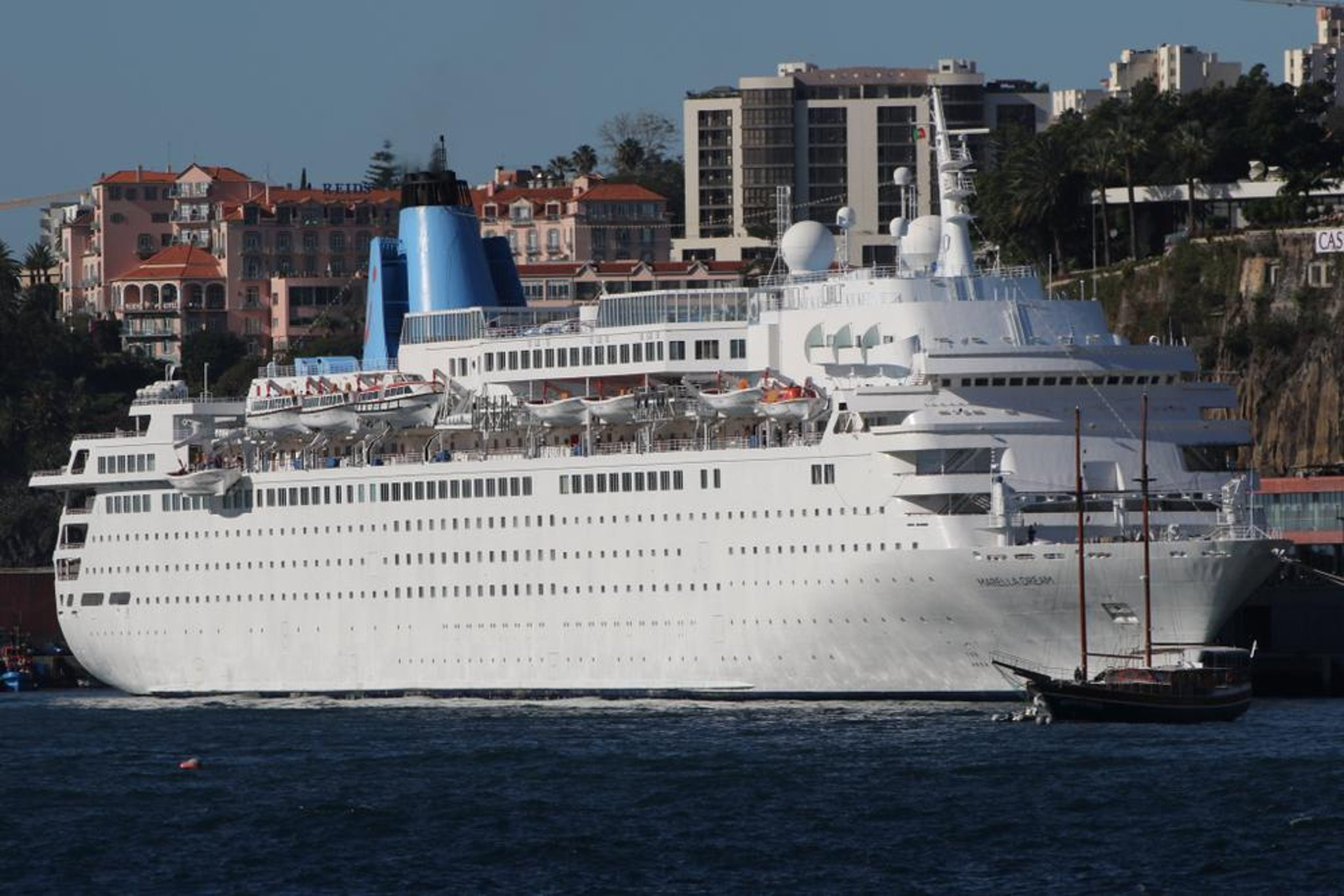 Tui Cruises 2021: company cancels next year's sailings and ...