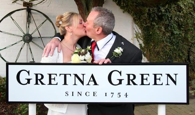 Coronavirus in Scotland: Gretna Green wedding venues ...