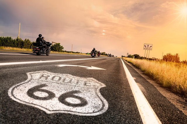 Ensuring minimal contact with other people, road trips are likely to be a popular choice and Route 66 celebrates an anniversary as the Mother Road turns 95. Originally commissioned in 1926, it stretches across three times zones and eight states, covering 2,448 miles from Chicago to LA.