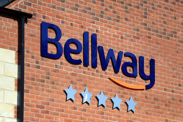 Bellway completed a record 5,656 homes in the first half and now expects to deliver around 100,000 for the full year. Picture: Mike Egerton/PA
