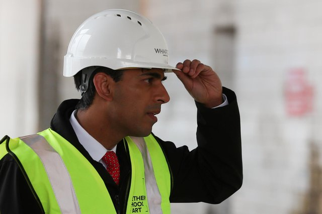 Chancellor Rishi Sunak has claimed a second referendum would put Scotland's recoveryat risk