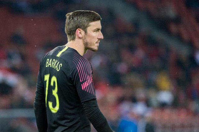 Vasilios Barkas is a key transfer target for Celtic. Picture: Getty