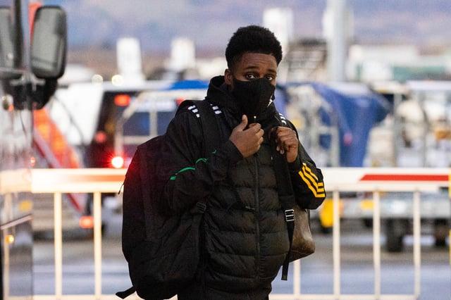 Jeremie Frimpong has left Celtic for Bayer Leverkusen.