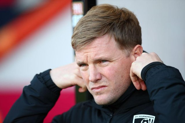 Eddie Howe is expected to become the next Celtic manager.