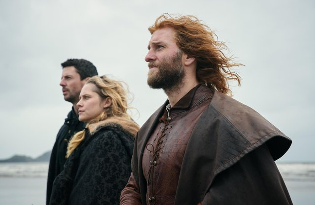 Steven Cree in A Discovery of Witches