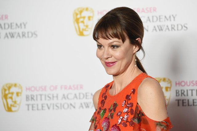Helen McCrory at the 2016  Baftas ceremony (Picture: Stuart C. Wilson/Getty Images)
