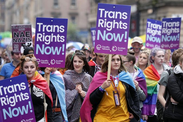 The rights of transgender people should be protected but not at the expense of the rights of women, says Kenny MacAskill (Picture: David Cheskin/PA)