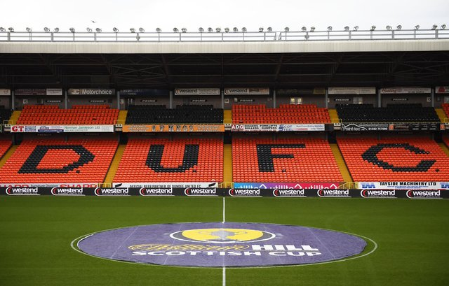 Tannadice officials are unhappy with Hearts and Partick Thistle.
