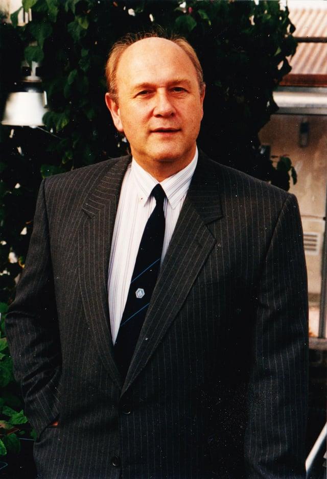 Professor John Hillman was one of the UK's top scientists
