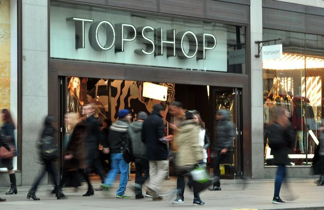 Asos has confirmed it has bought Topshop after the Arcadia collapse (Photo: Anthony Devlin).