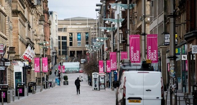 City centres have been hit hard by lockdowns