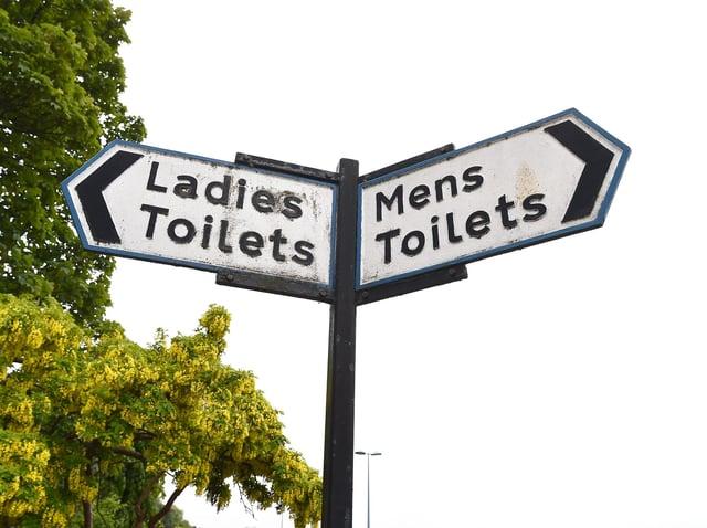 Edinburgh is planning unisex public toilets