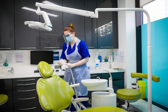 Scotland faces a shortage of trained dentists in coming years if the Scottish Government fails to support those studying the profession, according to a leading health union. (Photo by Leon Neal/Getty Images)