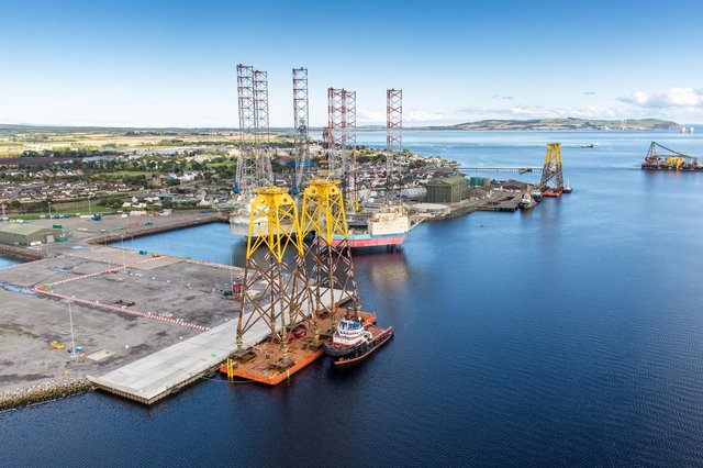 The agreement is seen as a significant boost to the long-term future of the port, Invergordon and the Highlands, as  it looks to capitalise on the transformation of the energy market from oil and gas to renewables.