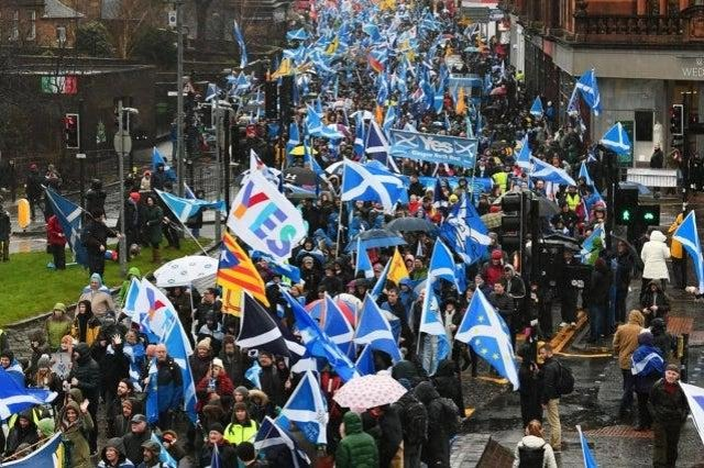 The Radical Independence Campaign (RIC) has previously been prominent in wider Nationalist movement