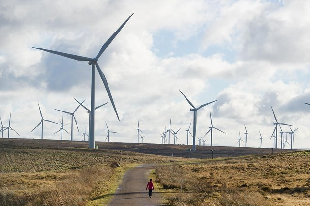 Scotland has the potential to provide 25 per cent of Europe's renewable energy
