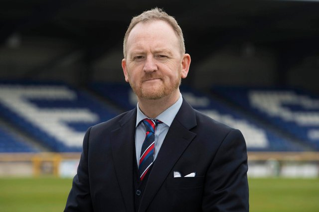 Inverness Caledonian Thistle CEO Scot Gardiner says his team are planning to honour Hearts this weekend