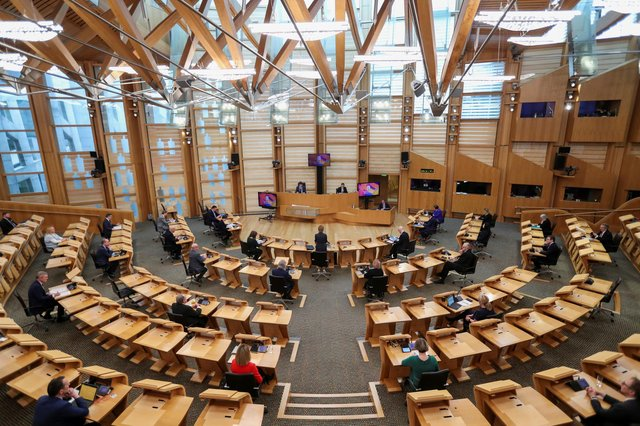 A Scottish Government pledge on community justice has not been achieved, Audit Scotland has said.