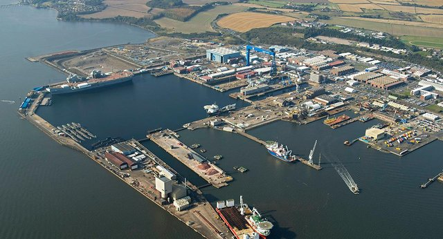 Investigation: Rosyth Dockyard