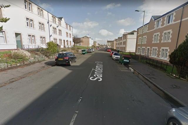 Sandeman Street, Dundee