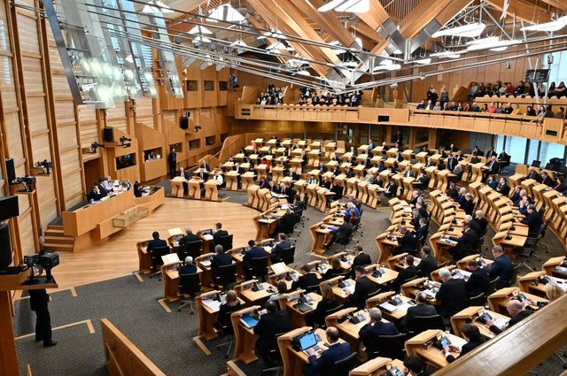 Scots go to the polls on May 6, 2021 (Getty Images)