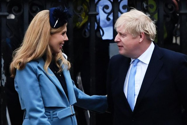 The Prime Minister and his fiancee welcomed a baby boy on 28 April