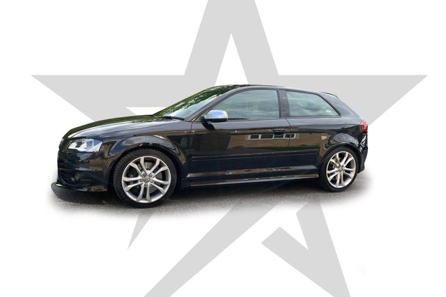 One lucky person will drive away in a stunning Audi S3 Quattro for a tenner!