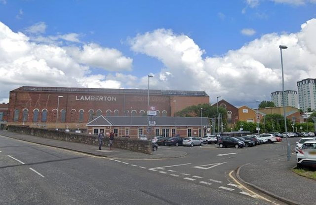 A young woman was assaulted on Saturday at about 7.30pm at Coatbridge Sunnyside station.