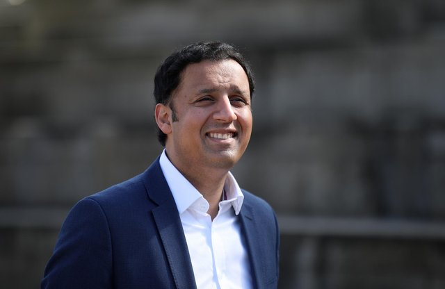 Scottish Labour leader Anas Sarwar says his party will protect conservation.