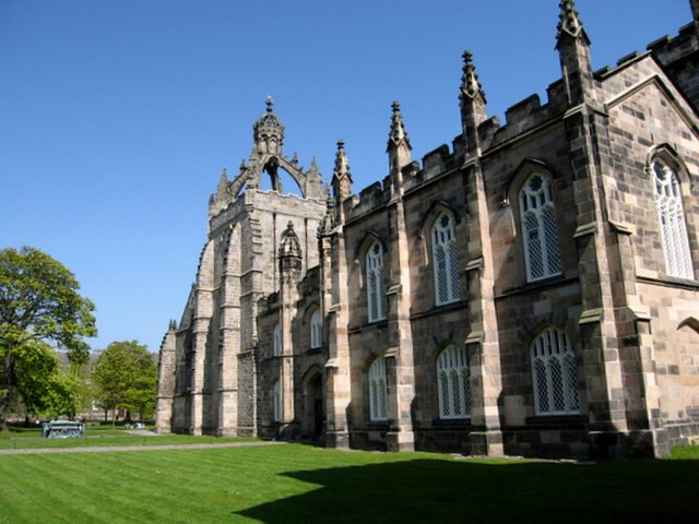 King's College at Aberdeen University, which is introducing the course to elevate Doric and give it a new status as a key form of the Scots language.
