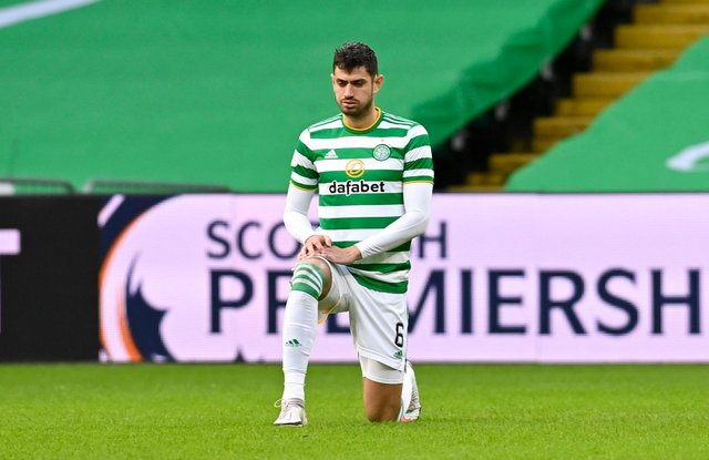 NIr Bitton is under contract at Celtic until the summer of 2023