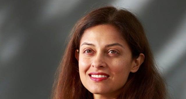 Edinburgh University public health expert Professor Devi Sridhar