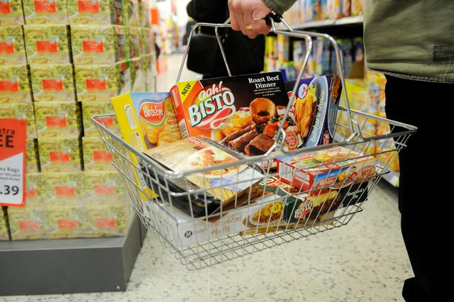 In February, the Office for National Statistics said the consumer prices index (CPI) measure of inflation increased to 0.7 per cent in January from 0.6 per cent a month earlier. Picture: Greg Macvean