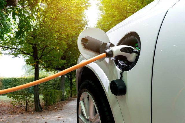 Energy Saving Trust has estimated that 100 miles driven in an EV would cost £4 to £6 when charged domestically, while it would cost £13 or £16 to journey that far in petrol or diesel. Picture: Shutterstock