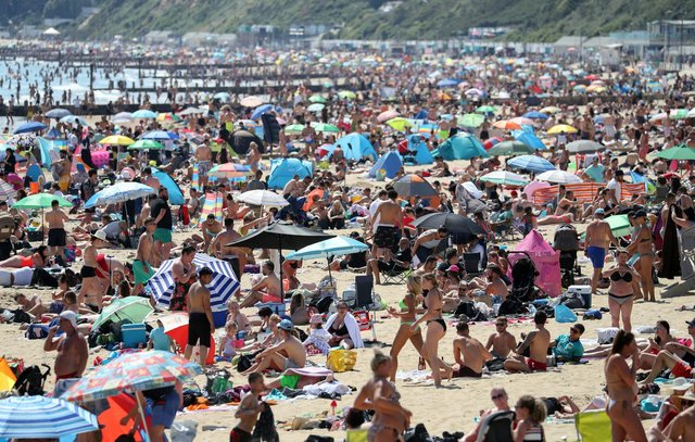 Surge in holiday bookings following road map to end lockdown.