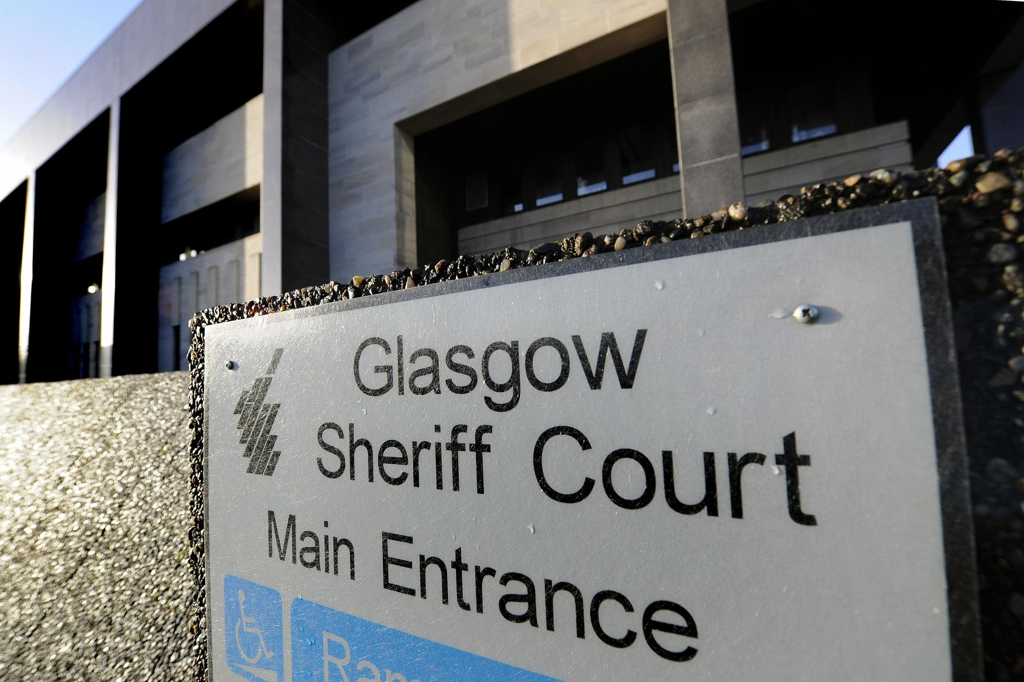 Image result for glasgow sherrif court