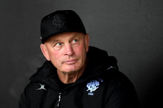 Fiji coach Vern Cotter.