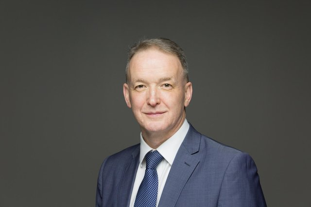 Robin Watson is chief executive of Aberdeen-headquartered FTSE-250 group Wood.