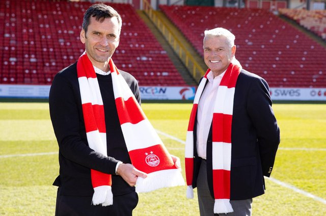 Aberdeen's transfer business is expected to ramp up in the coming weeks. Picture: SNS