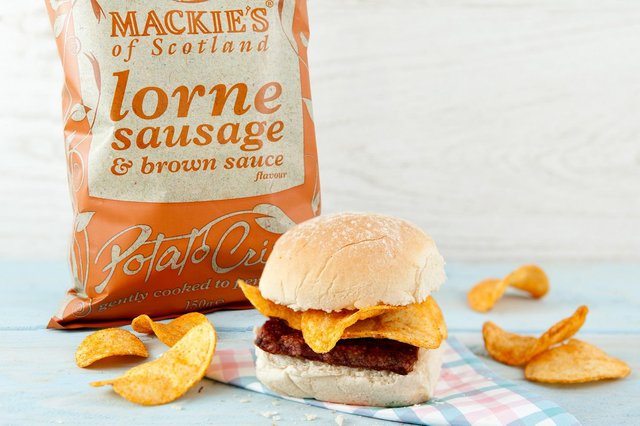 Mackie's Crisps has confirmed it will keep making its Lorne sausage and brown sauce flavour crisps.